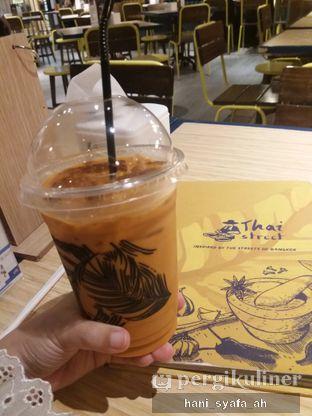 Foto 3 - Makanan(Iced Thai Tea) di Thai Street oleh Hani Syafa'ah