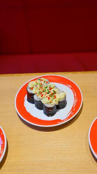 Foto 3 - Makanan di Genki Sushi oleh deasy foodie
