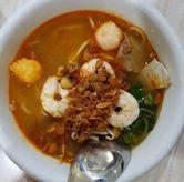 Foto mie udang singapur kuah di Mie Udang Singapore Mimi