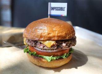 Diakui Jadi Makanan Sehat, Yuk Kenalan dengan Impossible Burger!