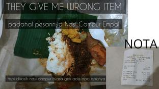 Foto review Nasi Campur Bu Ida oleh noob master 1