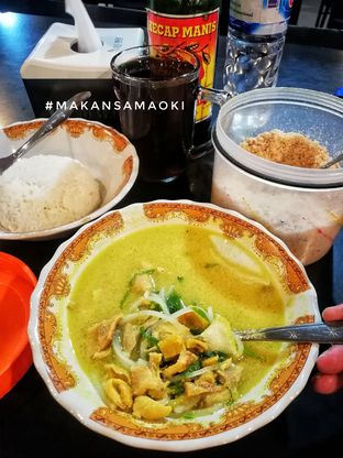 Foto review Soto Ayam Lamongan Cak Har oleh @makansamaoki  1