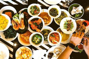 Foto 3 - Makanan di RM Pagi Sore oleh Kulbacar