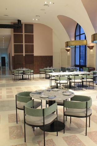 Foto 10 - Interior di Mare Nostrum - Grand Sahid Jaya Hotel oleh Prido ZH