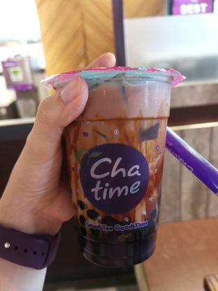 Foto - Makanan(Brown Sugar Cocoa Latte ) di Chatime oleh Angela Debrina