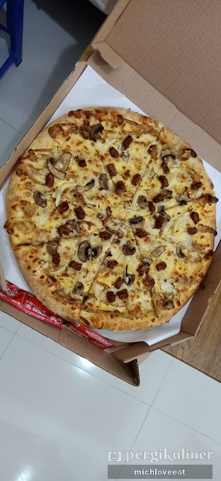 Foto review Domino's Pizza oleh Mich Love Eat 2
