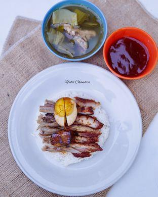 Foto review Lomie Kangkung Cucu Pinangsia oleh Yulio Chandra 2
