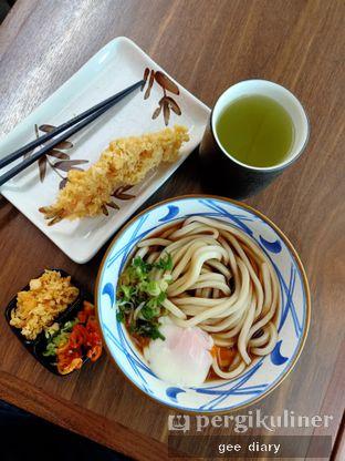 Foto 1 - Makanan di Marugame Udon oleh Genina @geeatdiary