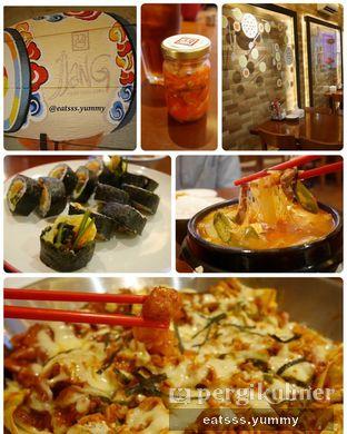 Foto - Makanan(Dak Galbi, Gimbab, Kimchi Jigae) di Jjang Korean Noodle & Grill oleh Yummy Eats
