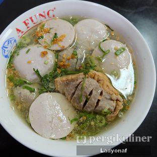 Foto 4 - Makanan di A Fung Baso Sapi Asli oleh Ladyonaf @placetogoandeat