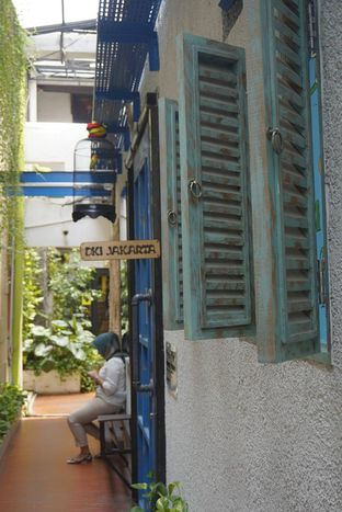 Foto 17 - Interior di Giyanti Coffee Roastery oleh yudistira ishak abrar