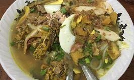 Soto Ayam Pak Djayus