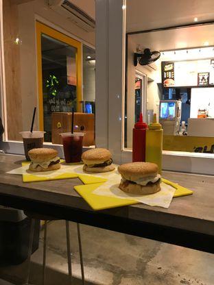 Foto review Hits Burger oleh Della Ayu 1