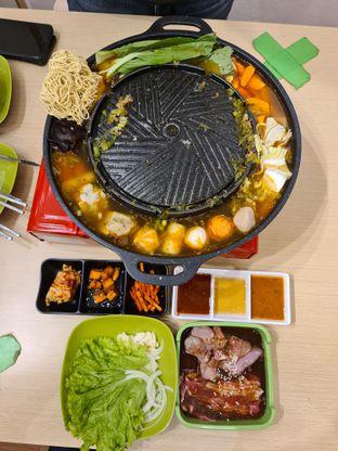 Foto 1 - Makanan di Deuseyo Korean BBQ oleh vio kal