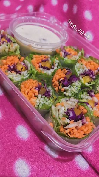 Foto Makanan di Serasa Salad Bar
