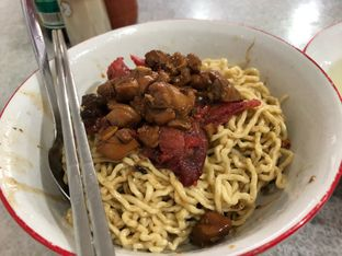 Foto review Mie Keriting P. Siantar oleh Budi Lee 1