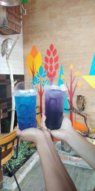 Foto review Barn Owl Cafe oleh Devi Renat 4