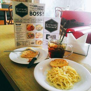 Foto 1 - Makanan(Menu makanan yg dipesen gw pas di lokasi) di Eat Boss oleh Dicky Septian