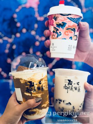 Foto 2 - Makanan di Ben Gong's Tea oleh Sienna Paramitha