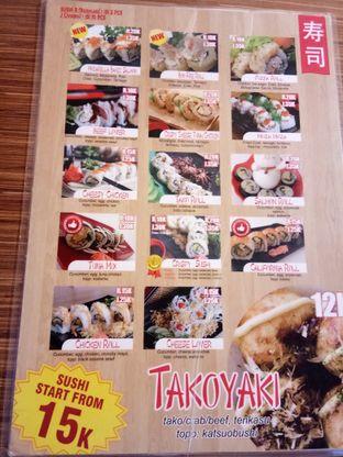 Foto review Sushi Tomoko oleh Rere Afrilla 1