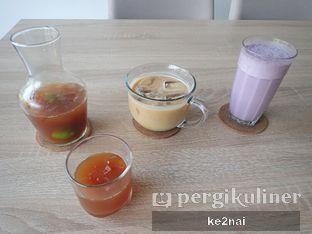 Foto 2 - Menu(Minuman) di Chill Bill Coffees & Platters oleh Myra Anastasia