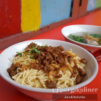 Foto Makanan di Mie Ayam Bakso Bangka AL