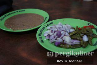 Foto 1 - Makanan di Sate Maulana Yusuf oleh Kevin Leonardi @makancengli