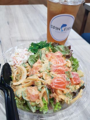 Foto review Spinfish Poke House oleh Foodie Keliling 2