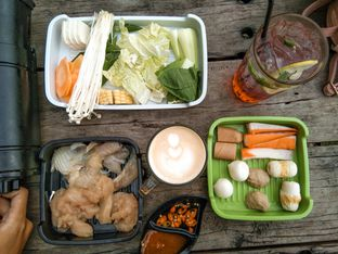 Foto 1 - Makanan di Utara Cafe oleh Eva Fz
