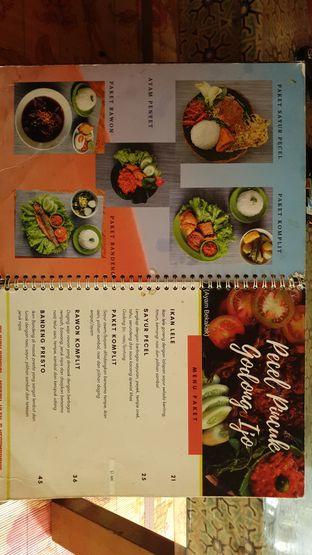 Foto review Pecel Pincuk Godong Ijo oleh Makan2 TV Food & Travel 9