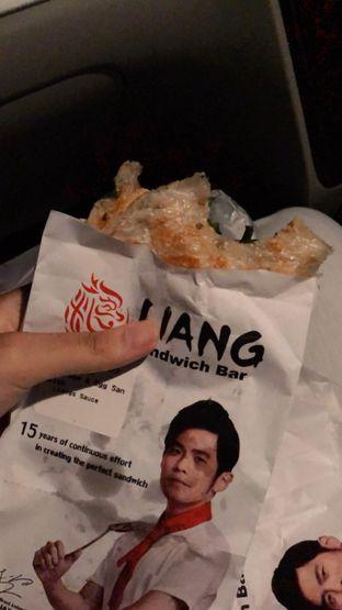 Foto 2 - Makanan di Liang Sandwich Bar oleh aurorashkl