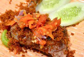 Foto Ayam Bakar Samrat