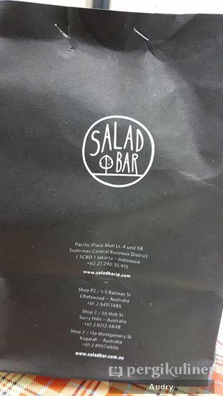 Foto 4 - Makanan di Salad Bar oleh Audry Arifin @thehungrydentist