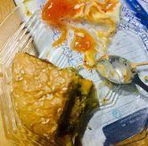 Foto Last piece paket Ojol di Num Ti Burgerspot