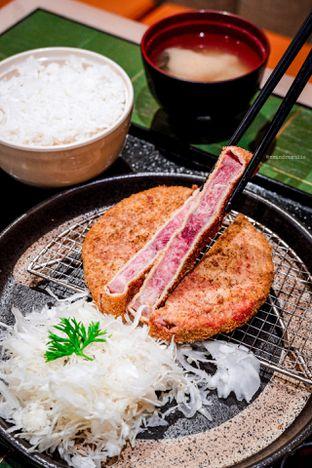Foto 1 - Makanan di Kimukatsu oleh Indra Mulia