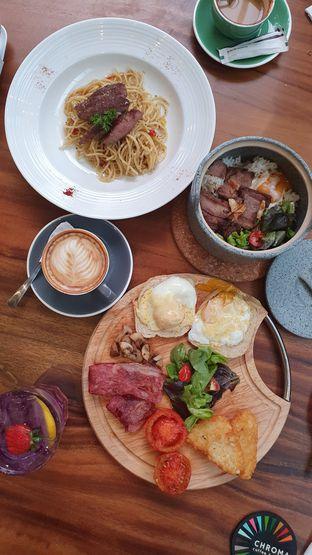 Foto 1 - Makanan di Chroma Coffee and Eatery oleh Naomi Suryabudhi