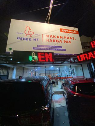 Foto 10 - Eksterior di Bebek Goreng HT Khas Surabaya oleh Riani Rin
