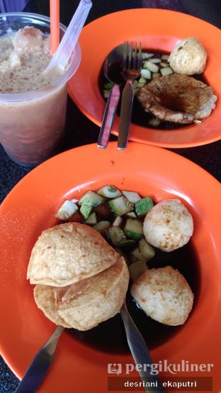 Foto 2 - Makanan di Pempek Palembang Gaby Express oleh Desriani Ekaputri (@rian_ry)