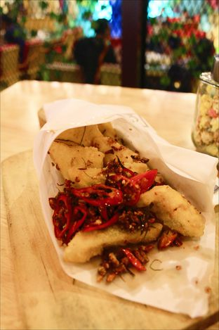 Foto 3 - Makanan(Tahu Cabe Garam) di Seca Semi Cafe oleh Novita Purnamasari