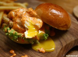 Rangkuman #InspirasiMakan Burger di Jakarta