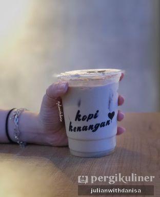 Foto - Makanan(Hazelnut Latte) di Kopi Kenangan oleh Julian with danisa