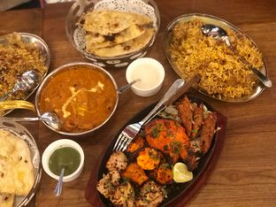 Foto 2 - Makanan di Little India Restaurant oleh feedthecat