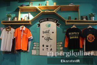 Foto 2 - Interior di Book Cafe oleh Eka M. Lestari