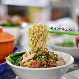 Foto - Makanan di Sanmie Bakmie Hijau oleh @eatandclicks Vian & Christine