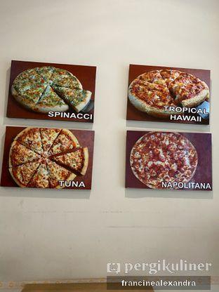 Foto review Pizza Mezzo oleh Francine Alexandra 2