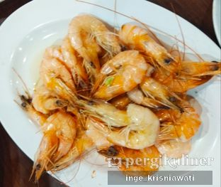 Foto 2 - Makanan(udang Rebus) di Aroma Dermaga Seafood oleh Inge Inge