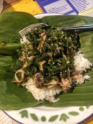 Foto 1 - Makanan(Nasi Cumi Cabe Ijo) di Warung Kopi Imah Babaturan oleh Fadhlur Rohman