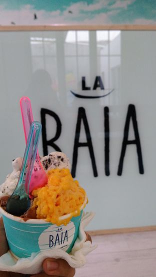 Foto review La Baia Gourmet Gelato oleh canisa rachman 1