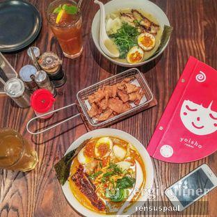 Foto 1 - Makanan di Yoisho Ramen oleh Rensus Sitorus