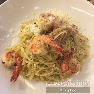 Foto 4 - Makanan(Shrimp Scampi) di The Goods Cafe oleh Merry Lee